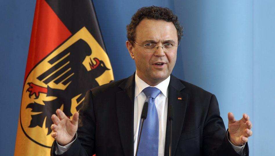 """Innenminister Hans-Peter Friedrich: """"Die Prägung des Landes ist christlich-abendländisch"""""""