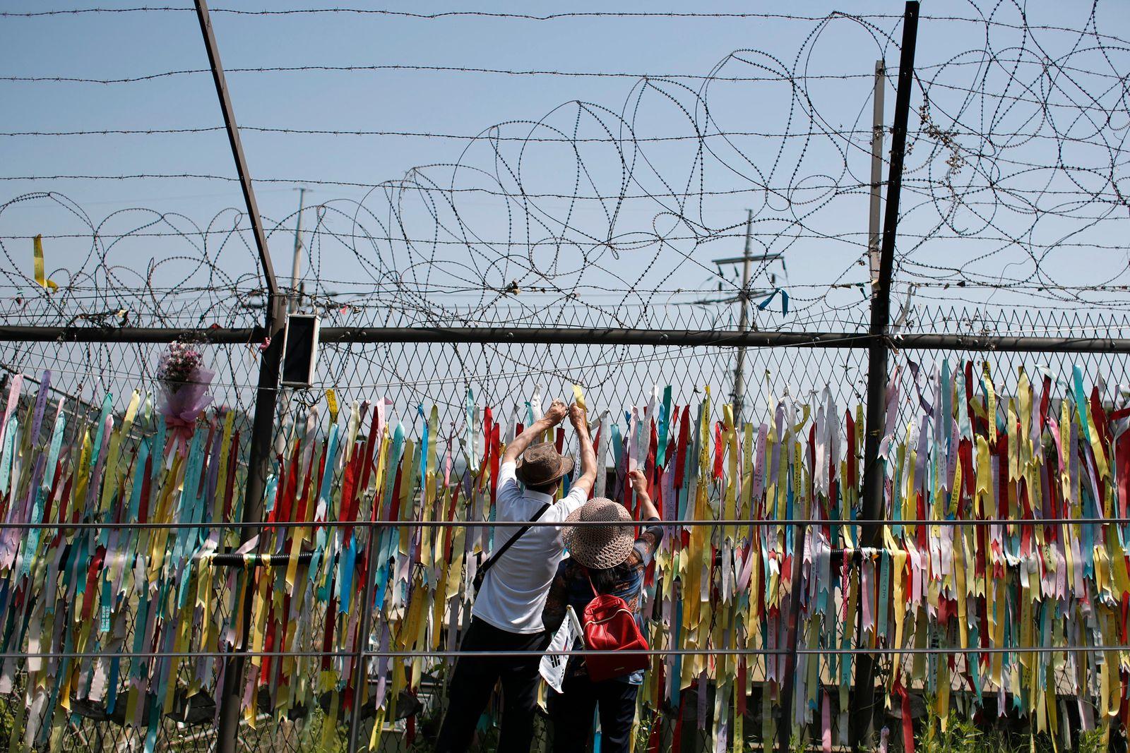 Nordkorea will Kommunikationsverbindungen zu Südkorea kappen