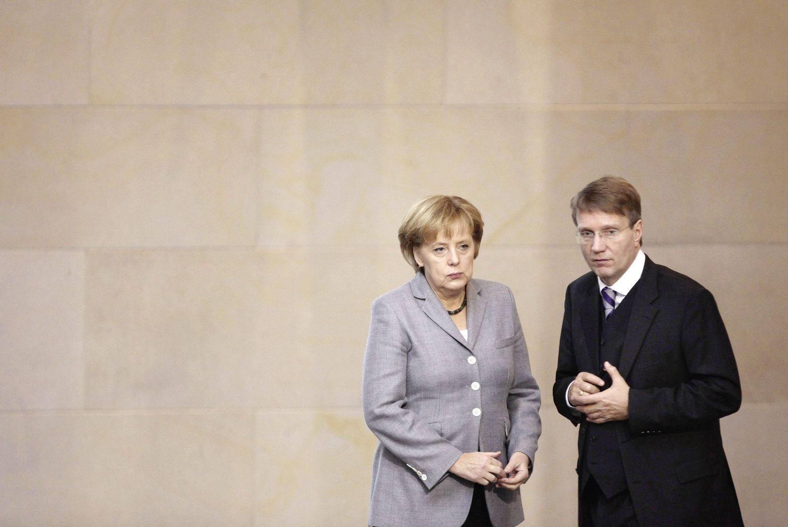 Ronald Pofalla / Angela Merkel