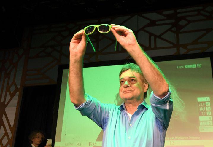 Österreichs Grünenchef Werner Kogler