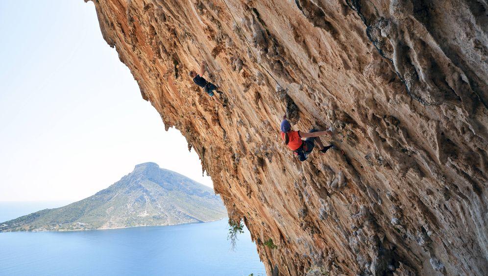 Europa im Frühling: Klettern zwischen Ägäis und Atlantik