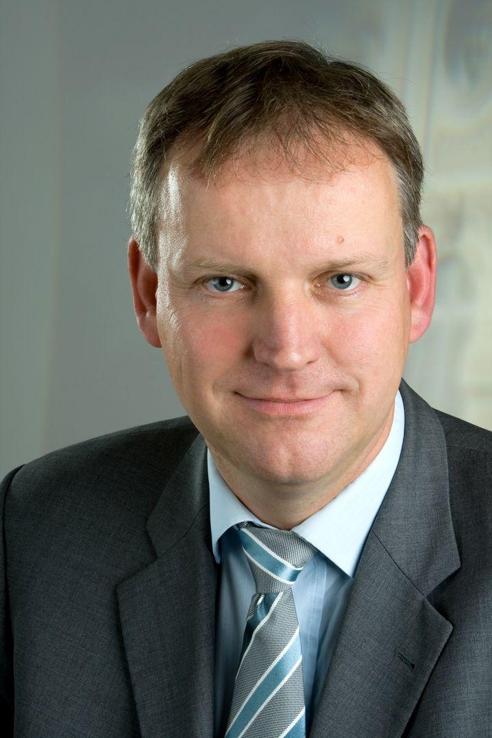 Hans-Peter Burghof, Inhaber des Lehrstuhls Bankenwirtschaft und Finanzdienstleistungen an der Universität Hohenheim