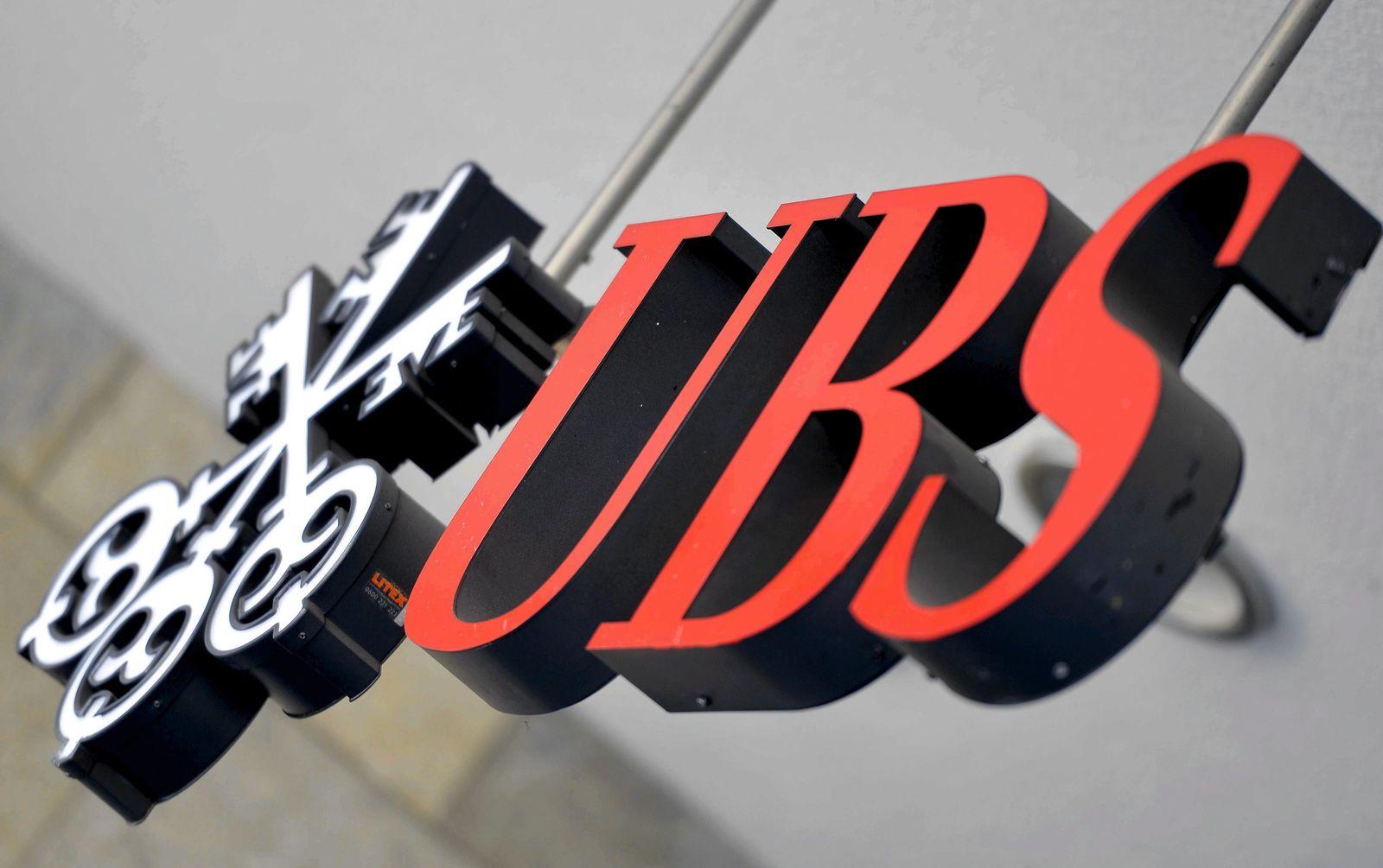 UBS Logo Schweiz Bank