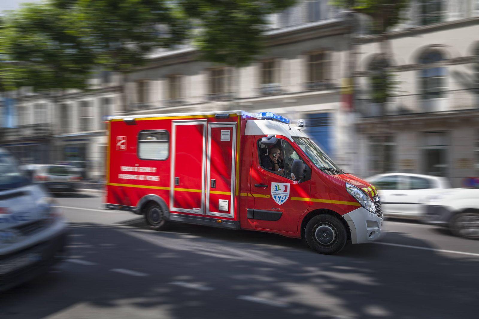 EINMALIGE VERWENDUNG Frankreich/ Strangulation