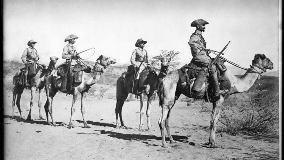 Erster Weltkrieg in Afrika: Kein Platz an der Sonne