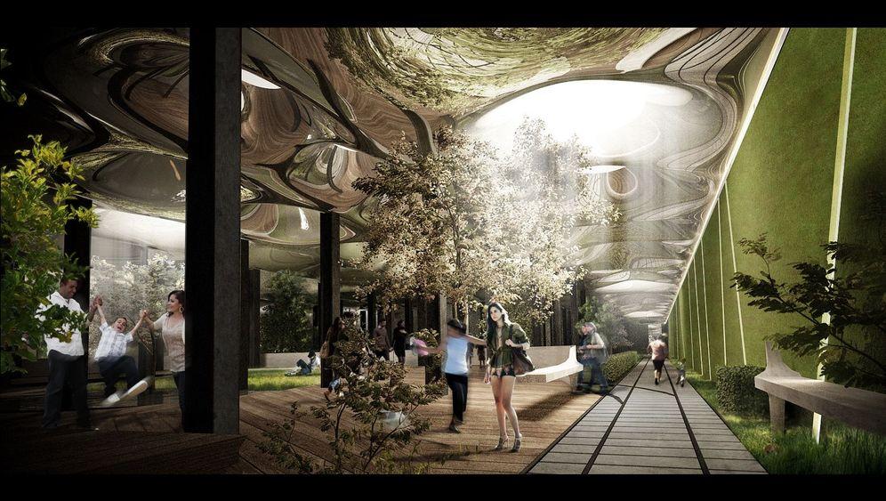 New York: Ein Park unter der Stadt