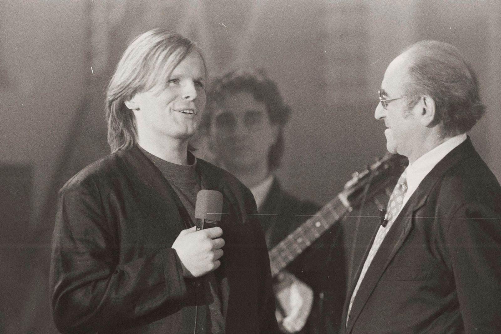 WDR - TV-Show Mensch Meier // 25.03.1988