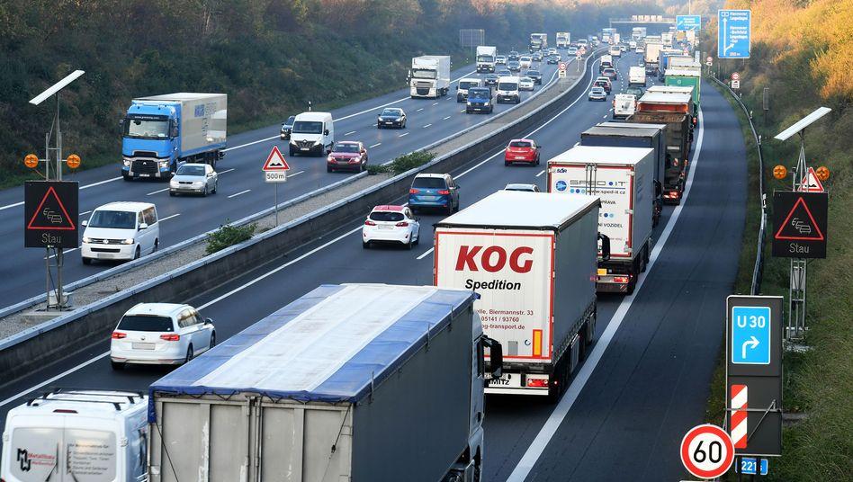 LKW in Niedersachsen