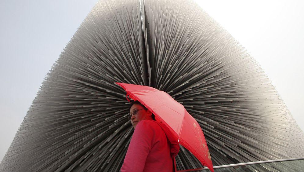 Expo in Shanghai: Schau der Superlative