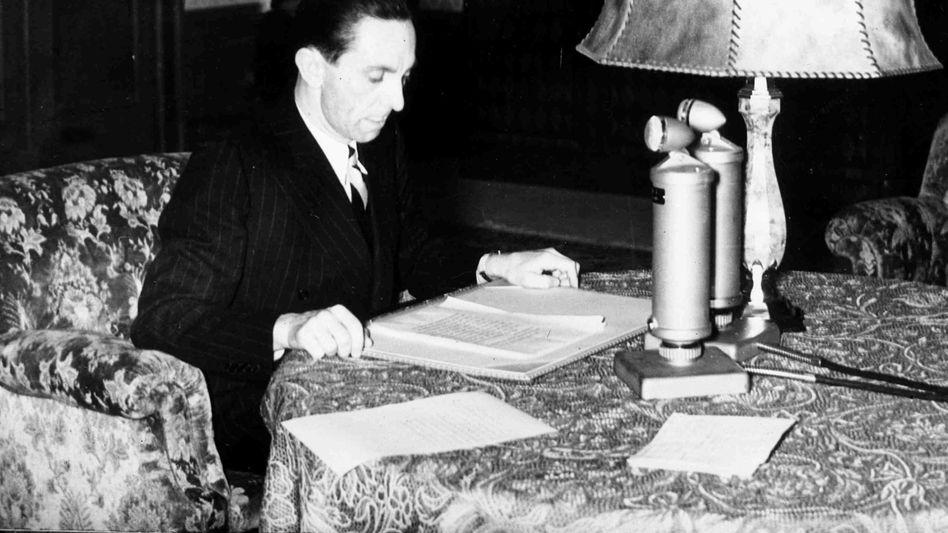 Hitlers Einpeitscher: Joseph Goebbels und der Schutz des geistigen Eigentums