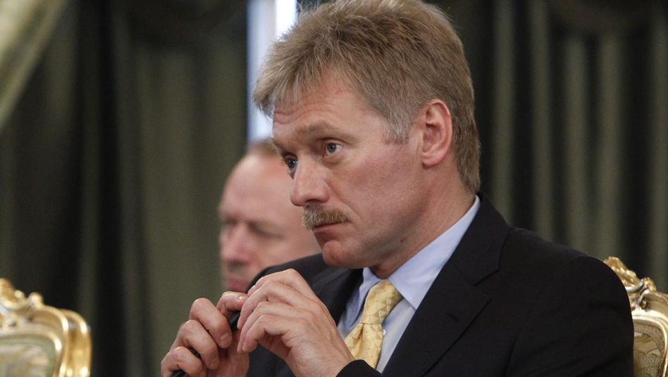 Kreml-Sprecher Dmitri Peskow (Juli 2013)