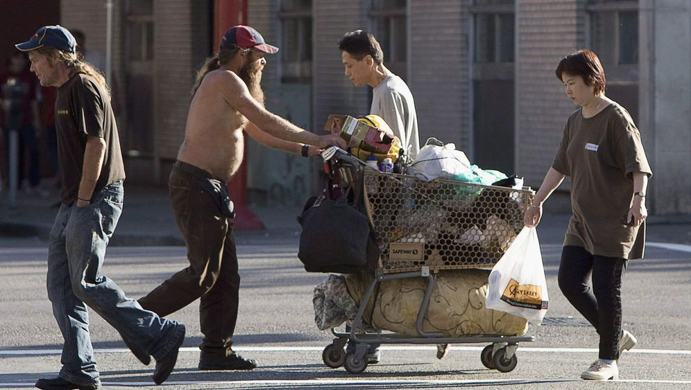 Drogen, HIV und Armut: Vancouvers Stadtteil Downtown Eastside