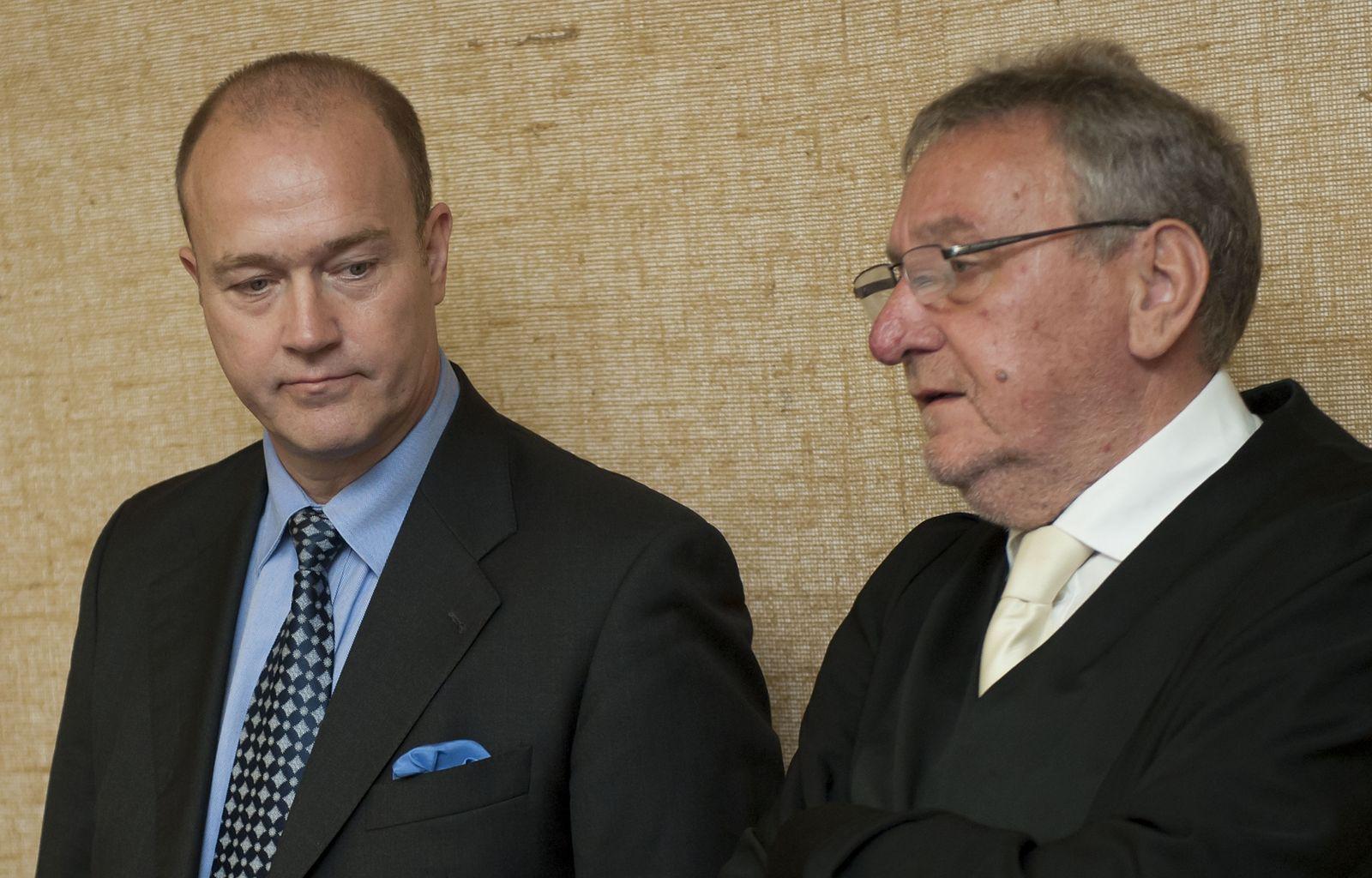 NICHT VERWENDEN Gerhard Gribkowsky / Prozess