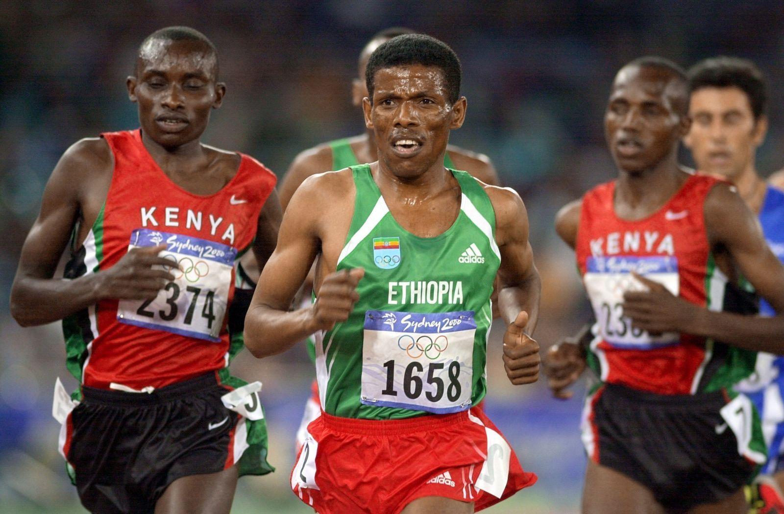 Olympia Leichtathletik 10 000-m-Vorlauf Männer