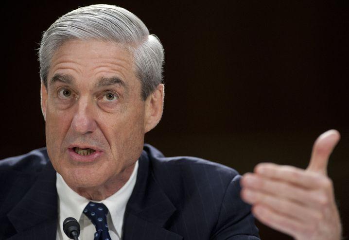 US-Sonderermittler Robert Mueller (2013)