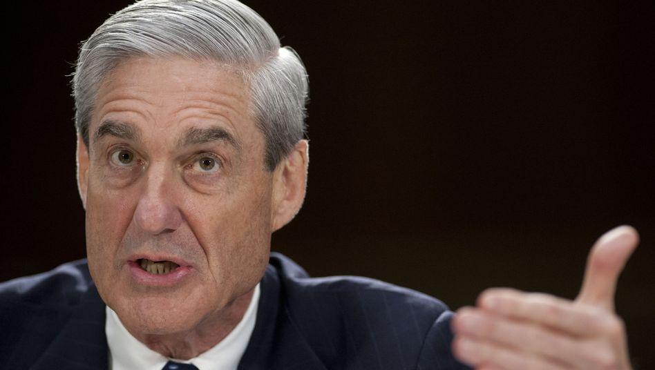 Robert Mueller (2013): Noch ist unklar, welche Teile des Berichts öffentlich werden
