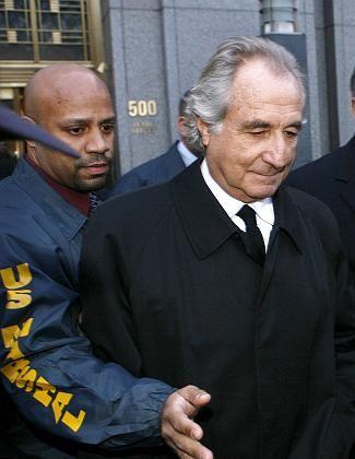 Ex-Broker Madoff: Wertgegenstände aus dem persönlichen Besitz verschickt