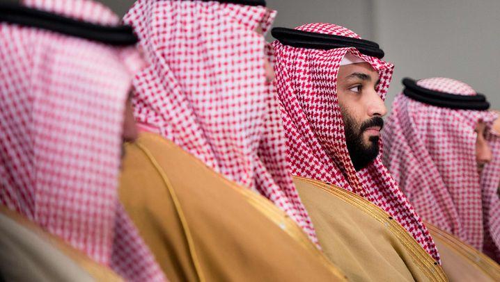 Mohammed bin Salman: Rundreise durch die USA