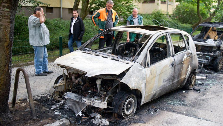 Brandstifterin Berlin: Die verunsicherte Stadt