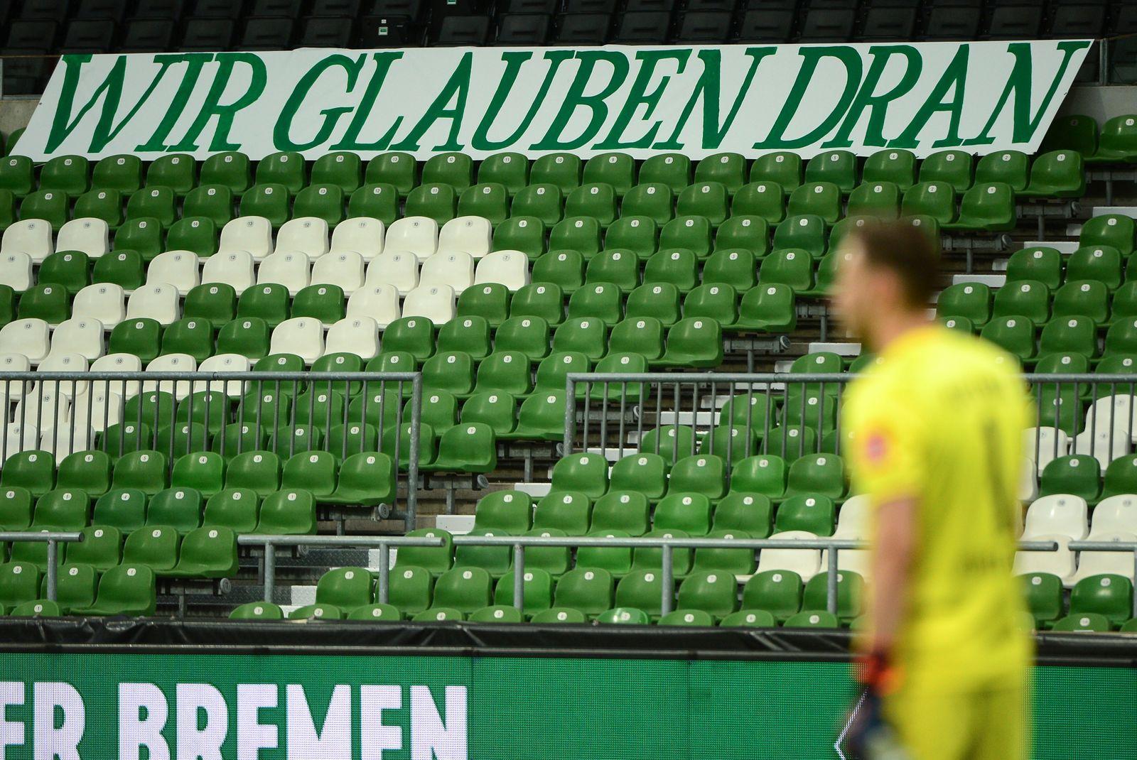 Bundesliga - Werder Bremen v FC Cologne