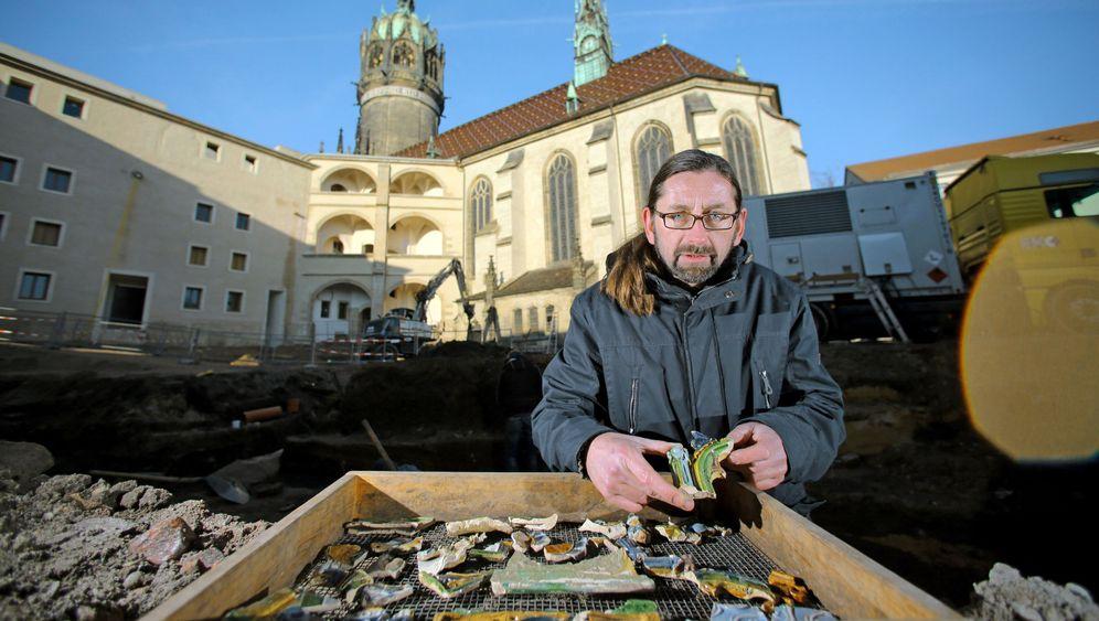 Trinkgelage in Wittenberg: Ex und hopp