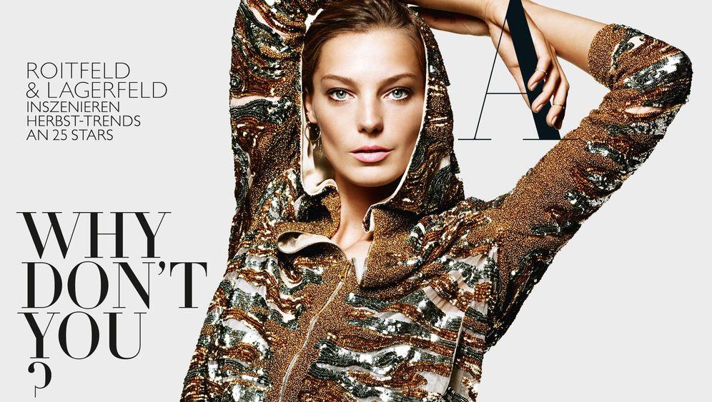 """""""Harper's Bazaar"""": Ironie und wilder Luxus"""