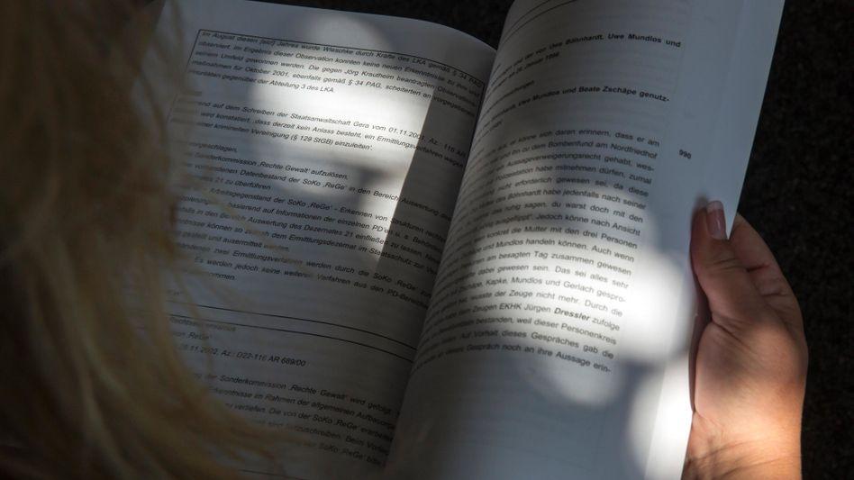 Abschlussbericht des Thüringer NSU-Untersuchungsausschusses