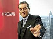 Friedman: Ein Narziss?