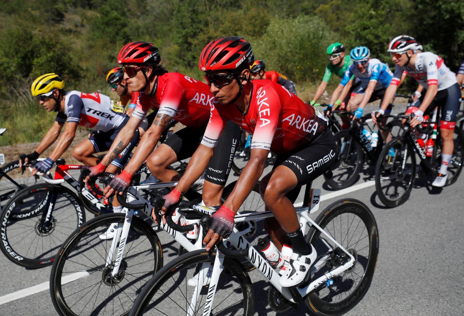 FILE PHOTO: Tour de France