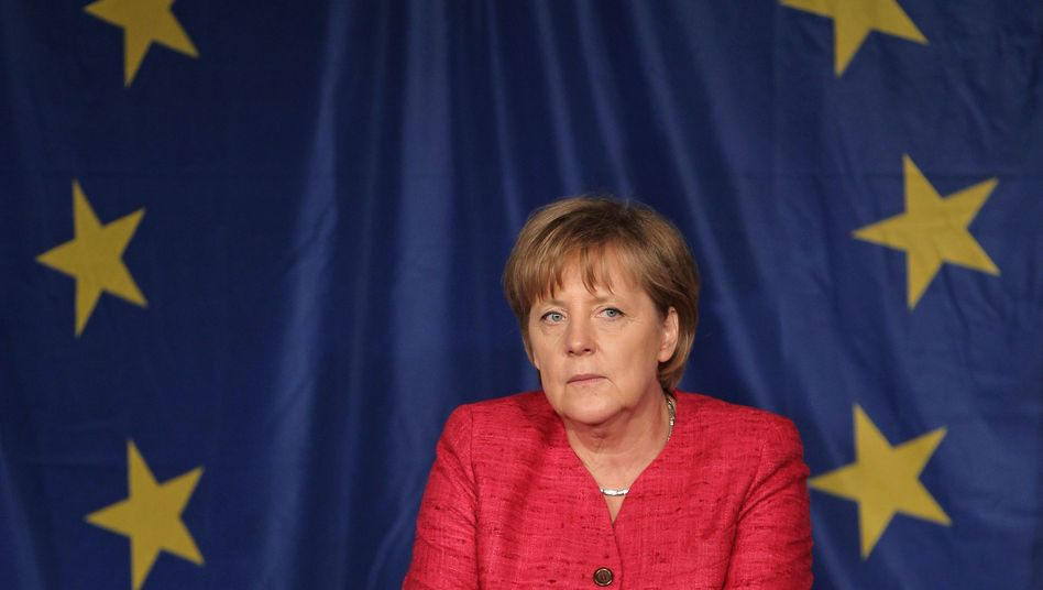 German Chancellor Angela Merkel said on Tuesday evening that Greece should raise its retirement age.