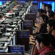 Websurfer in einem chinesischen Internet-Café: Noch nie so subtil überwacht