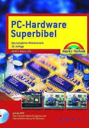 """""""Superbibel"""": gutes Nachschlagewerk für alle, die PCs auch reparieren oder aufrüsten wollen"""