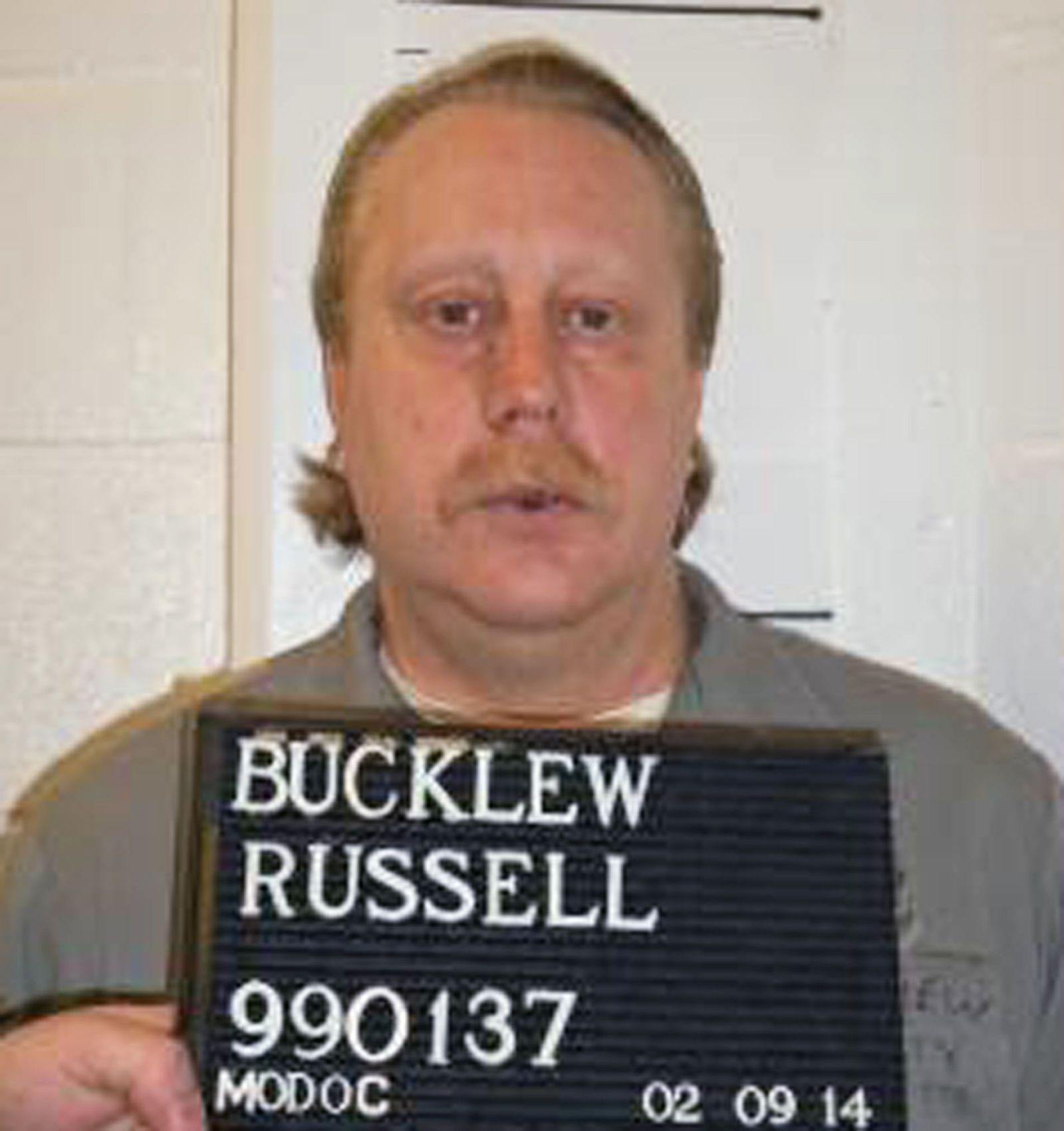 EINMALIGE VERWENDUNG Russell Bucklew / Missouri Execution Bucklew
