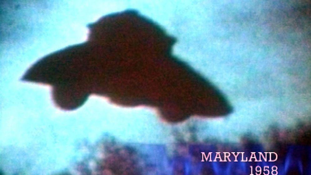 Ufologie: Marsmenschen über Mainz