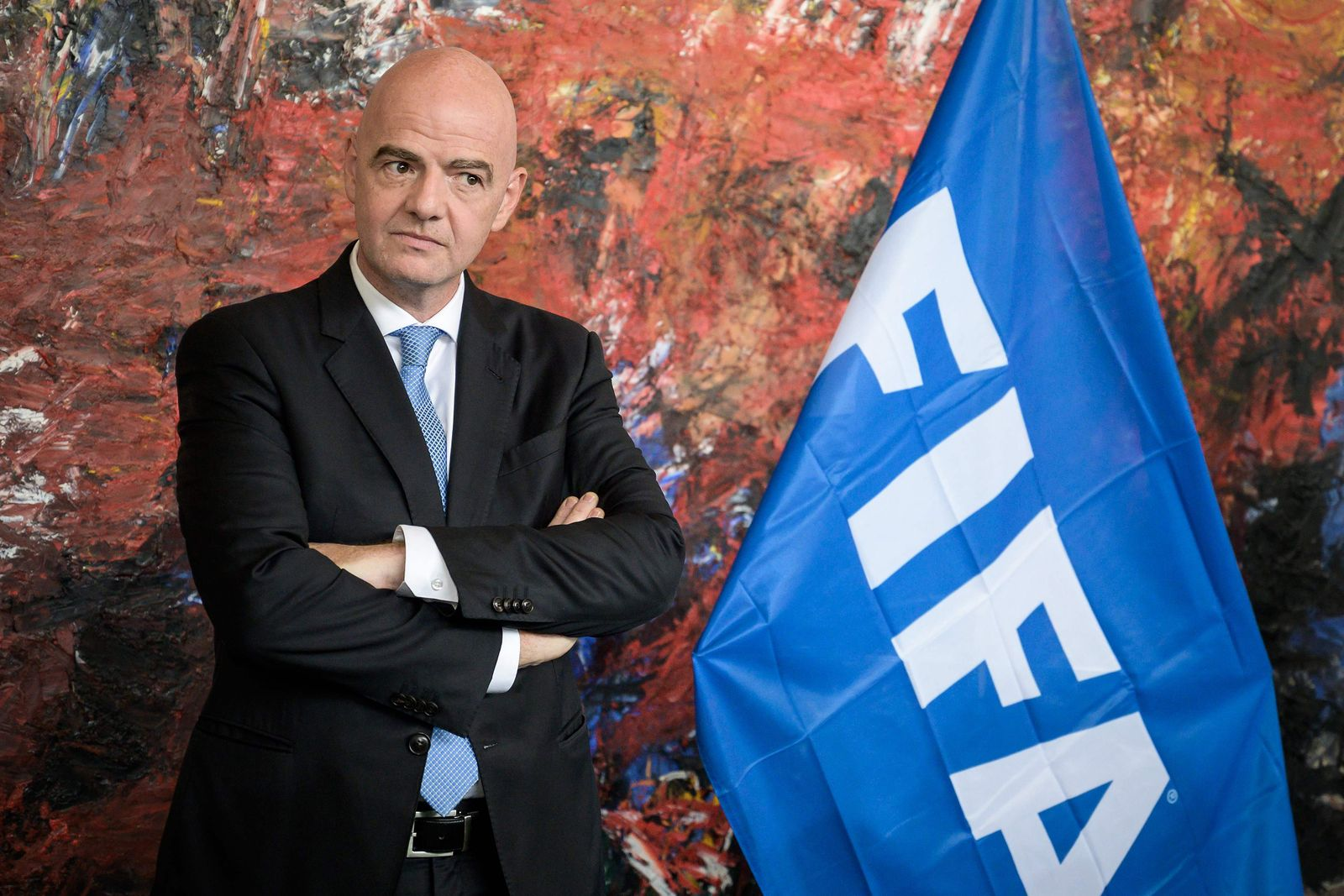 FILES-FBL-FIFA-INFANTINO