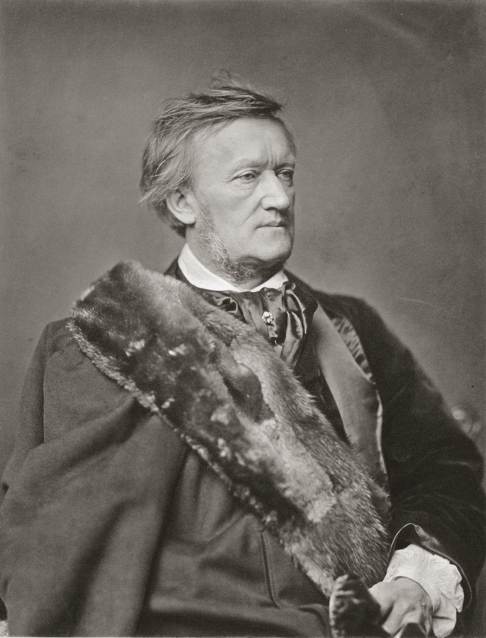 EINMALIGE VERWENDUNG Richard Wagner EXPIREN AM 23.07.2024
