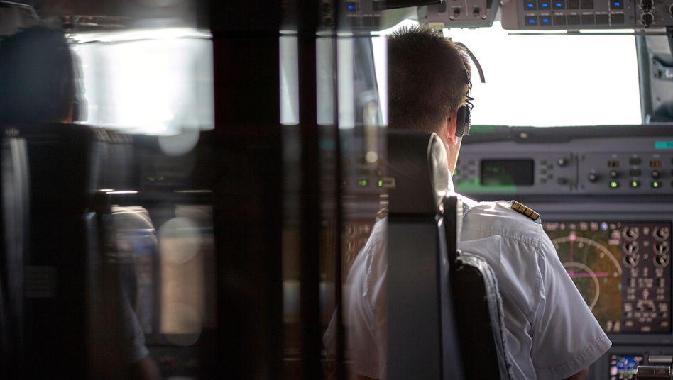 """Lufthansa-Pilot: """"Das Interesse liegt darin, die Arbeitsplätze zu sichern"""""""