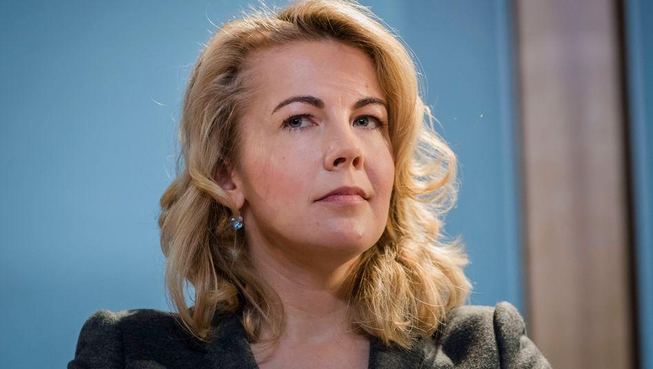 Abgesägte FDP-Generalsekretärin Linda Teuteberg: Der Parteichef will mit neuem Personal in den Wahlkampf