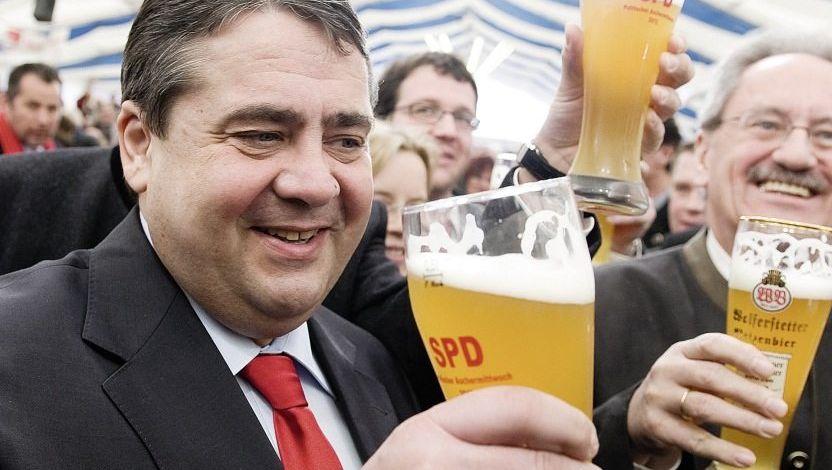 SPD-Politiker Gabriel
