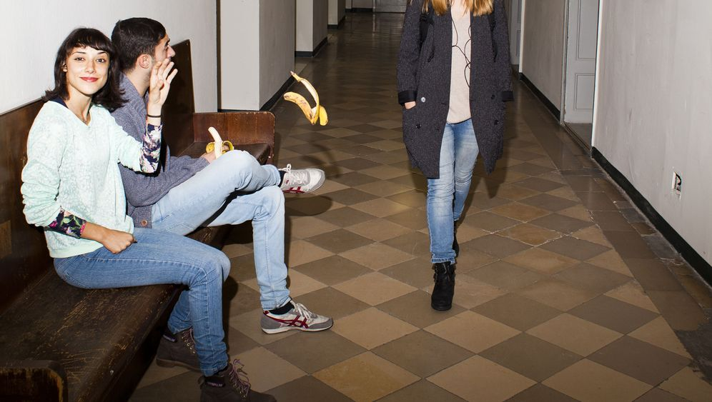 Konkurrenzkampf unter Studenten: Ellenbogen raus