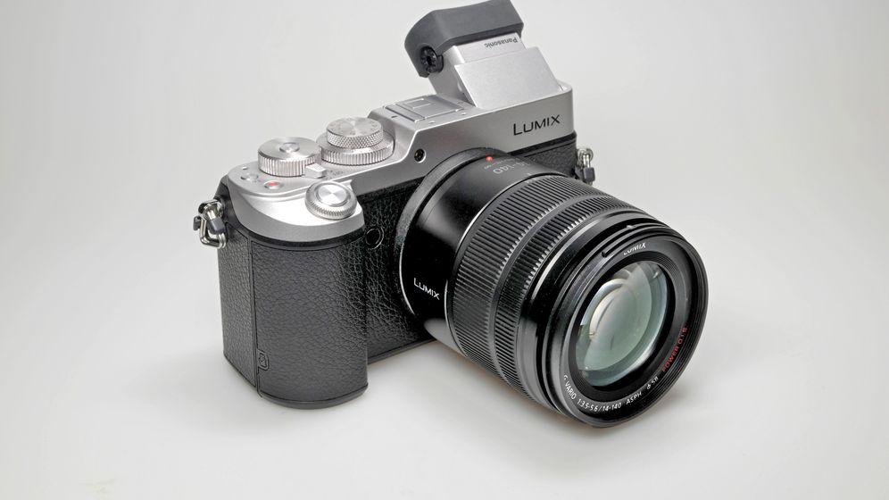Systemkamera mit Extras: Panasonic Lumix GX8