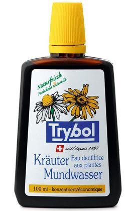 Trybol-Mundwasser: Bei Swiss ausgelistet