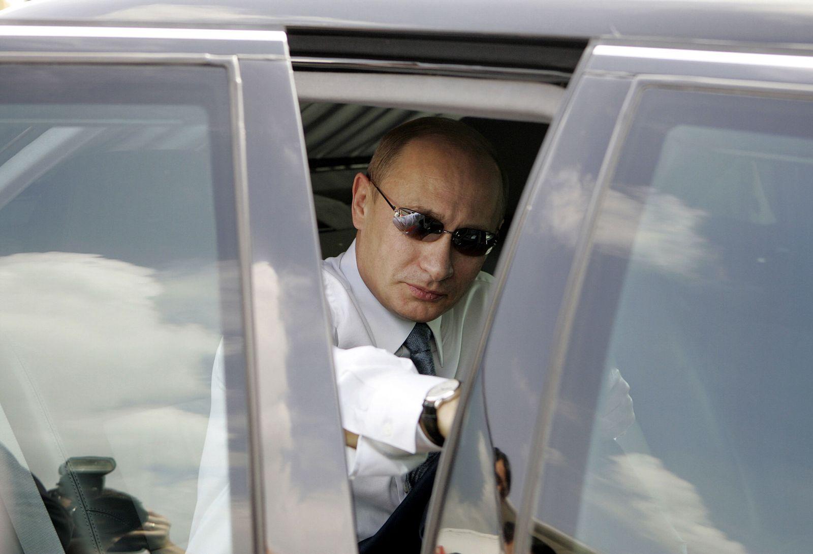 15 Jahre Putin