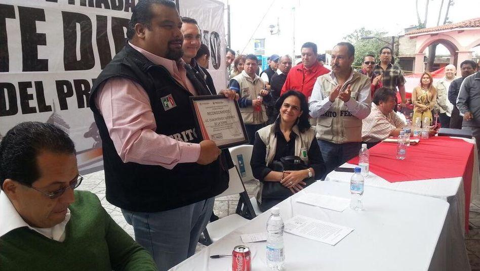Mexikanischer Skandalpolitiker Gutiérrez de la Torre: Hostessenservice mit Mitteln der Partei