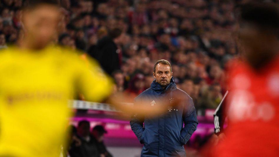 Bayern-Interimstrainer Hansi Flick: Der Menschenfänger