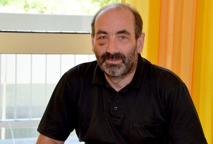 Höhlenforscher Johann Westhauser in Unfallklinik (Juli 2014): Rückkehr in die Region