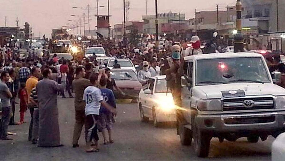 Photo Gallery: The Disintigration of Iraq
