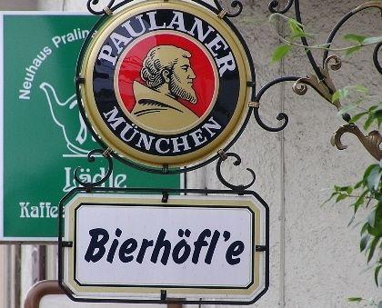 """Das """"Bierhöfl'e"""" liegt in Wilferdingen und wurde von Zwiebelfisch-Leser Jörg Janiszewski fotografiert"""