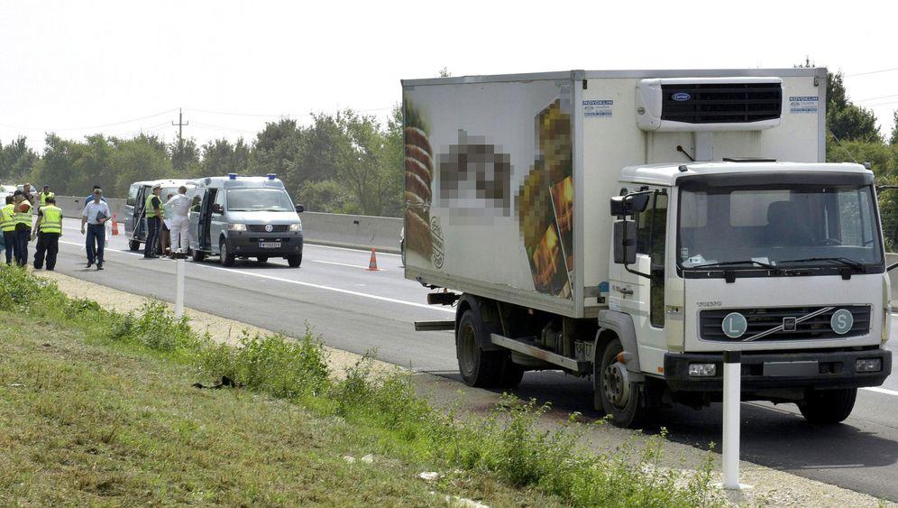 Tragödie im Lastwagen: Prozess um die erstickten Flüchtlinge