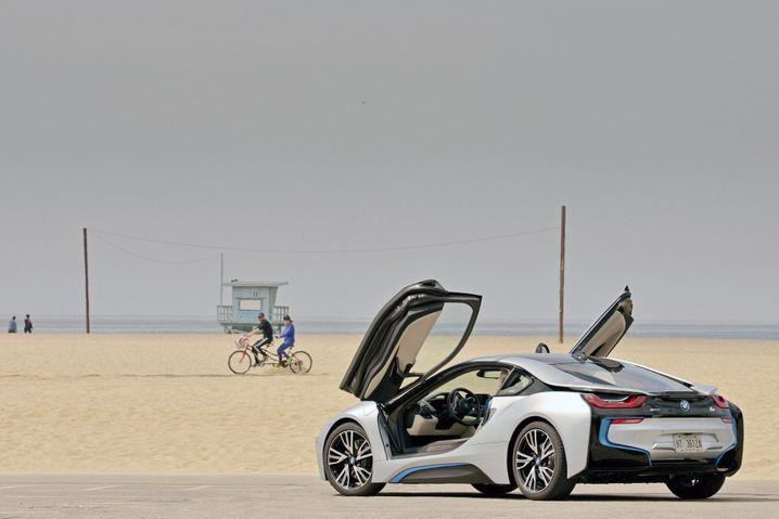BMW i8: Drei gewinnt